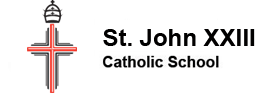 St. John XXIII Catholic School Logo